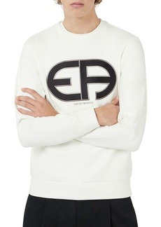 Emporio Armani Felpa Logo Sweatshirt