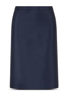 Emporio Armani Form Fitting Pencil Skirt