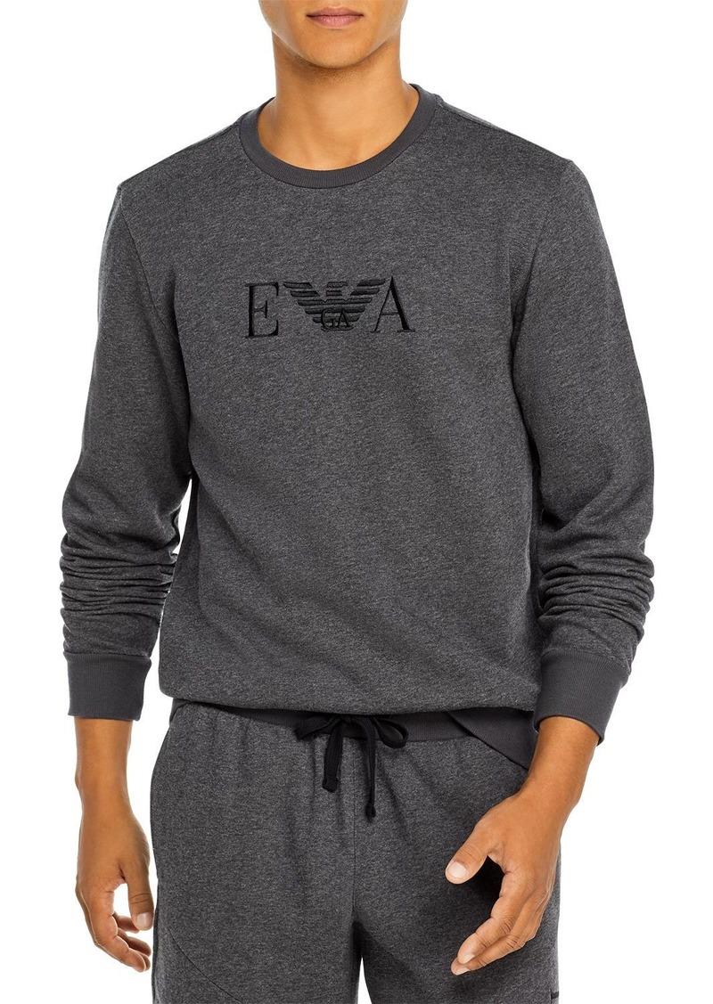 Emporio Armani Iconic Terry Sweatshirt