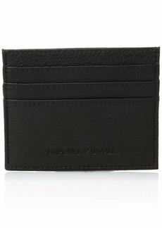 Emporio Armani  Leather Card Holder