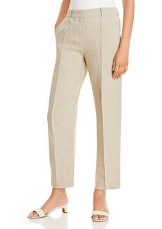 Emporio Armani Linen Pants
