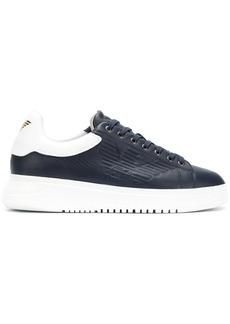 Armani logo sneakers