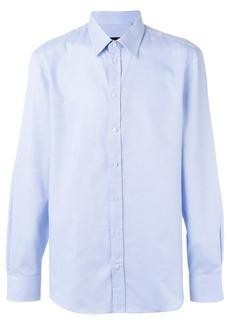 Emporio Armani long-sleeve shirt - Blue