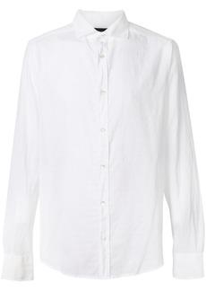 Emporio Armani long sleeve shirt - White