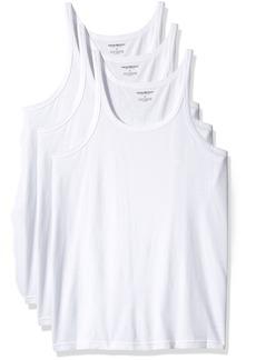 Emporio Armani Men's 3-Pack Tank Top Regular Fit