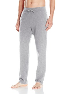 Emporio Armani Men's Athletic Big Eagle French Terry Classic Lounge Pant  S