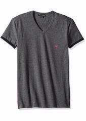 Emporio Armani Men's Athletics Stretch Cotton Vneck T-Shirt