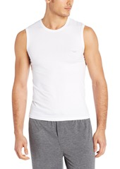 Emporio Armani Men's Basic Stretch Sleeveless Shirt