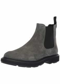 Emporio Armani Men's Casual Chelsea Boot Construction Shoe  11 Regular UK ( US)