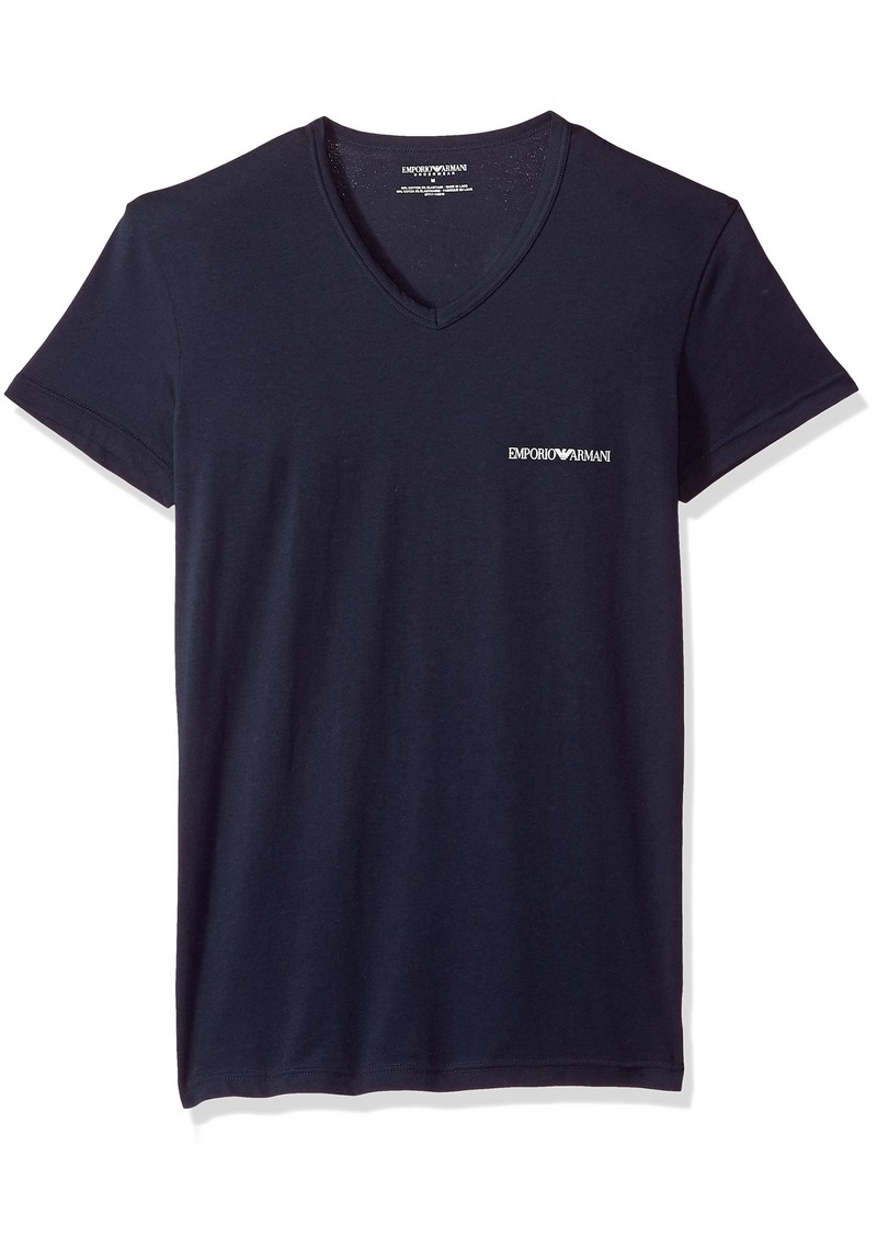 Emporio Armani Men's Core Logoband T-Shirt Slim Fit  S