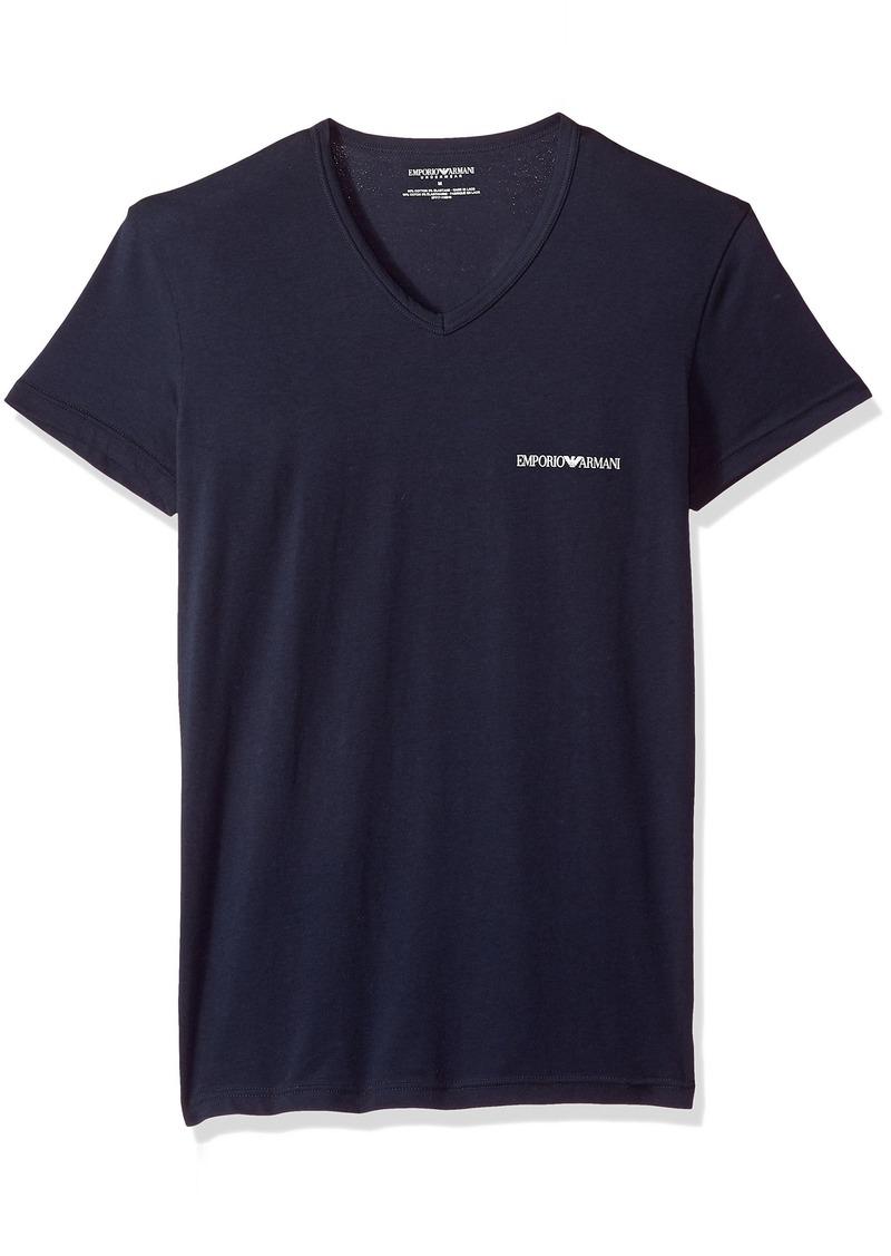 Emporio Armani Men's Core Logoband T-Shirt Slim Fit  XL