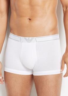 Emporio Armani Men's Cotton Modal Low Rise Trunks