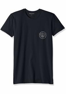 Emporio Armani Men's Cotton X-Mas Crew Neck T-Shirt