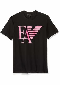 Emporio Armani Men's Designer Logo Tee  M