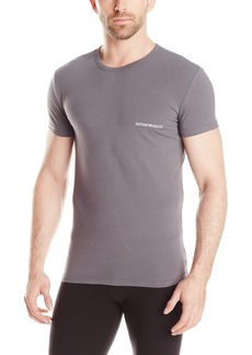 Emporio Armani Men's Eagle Stretch Cotton T-Shirt