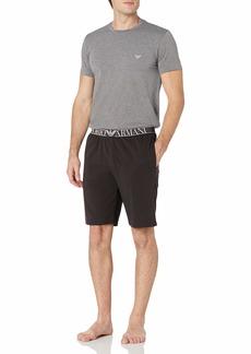 Emporio Armani Men's Endurance Pajamas  XL