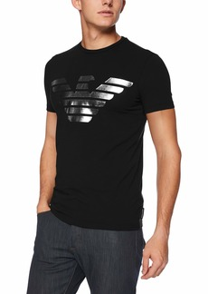 Emporio Armani Men's Fashion Logo Tees  M