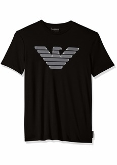 Emporio Armani Men's Fashion Logo Tees  L