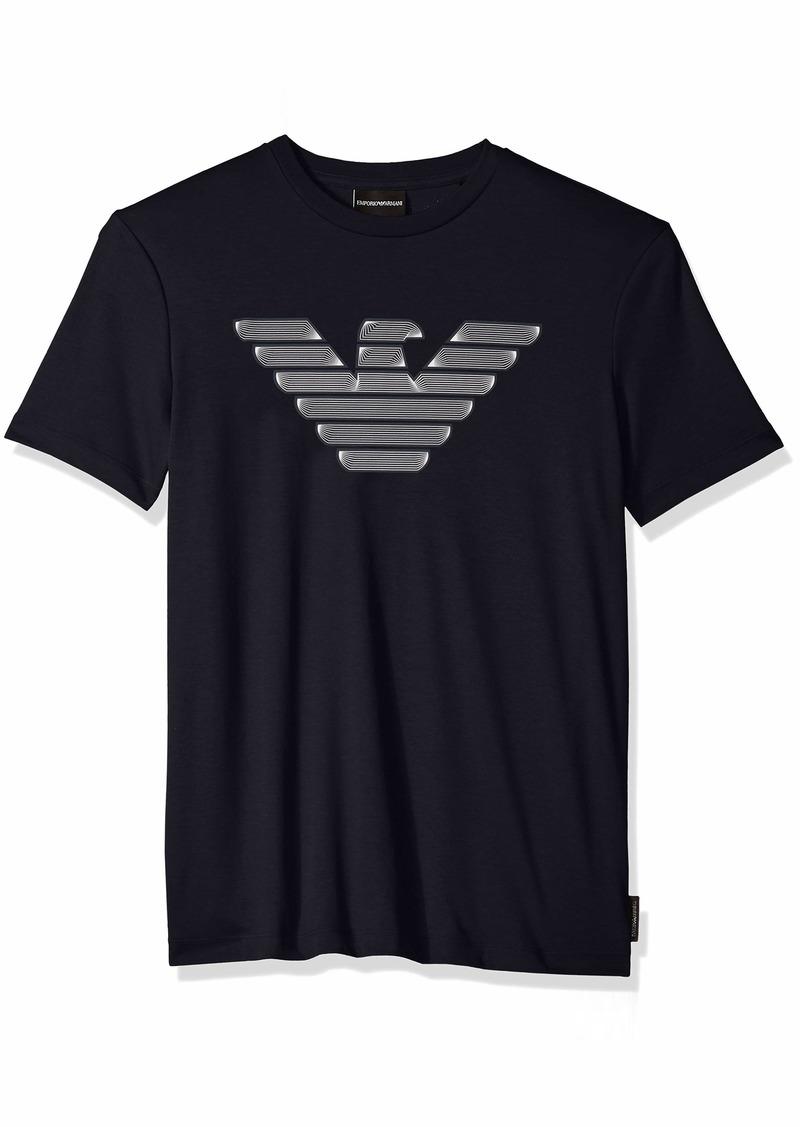 Emporio Armani Men's Fashion Logo Tees  M