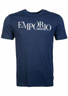 Emporio Armani Men's Fashion Logo Tees  XL