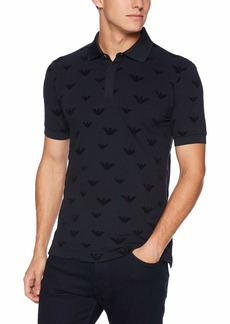 Emporio Armani Men's Fashion Polo Tees  XL