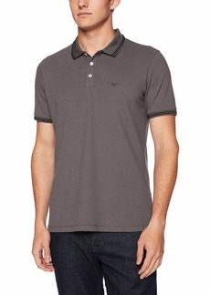 Emporio Armani Men's Fashion Polo Tees  XXL