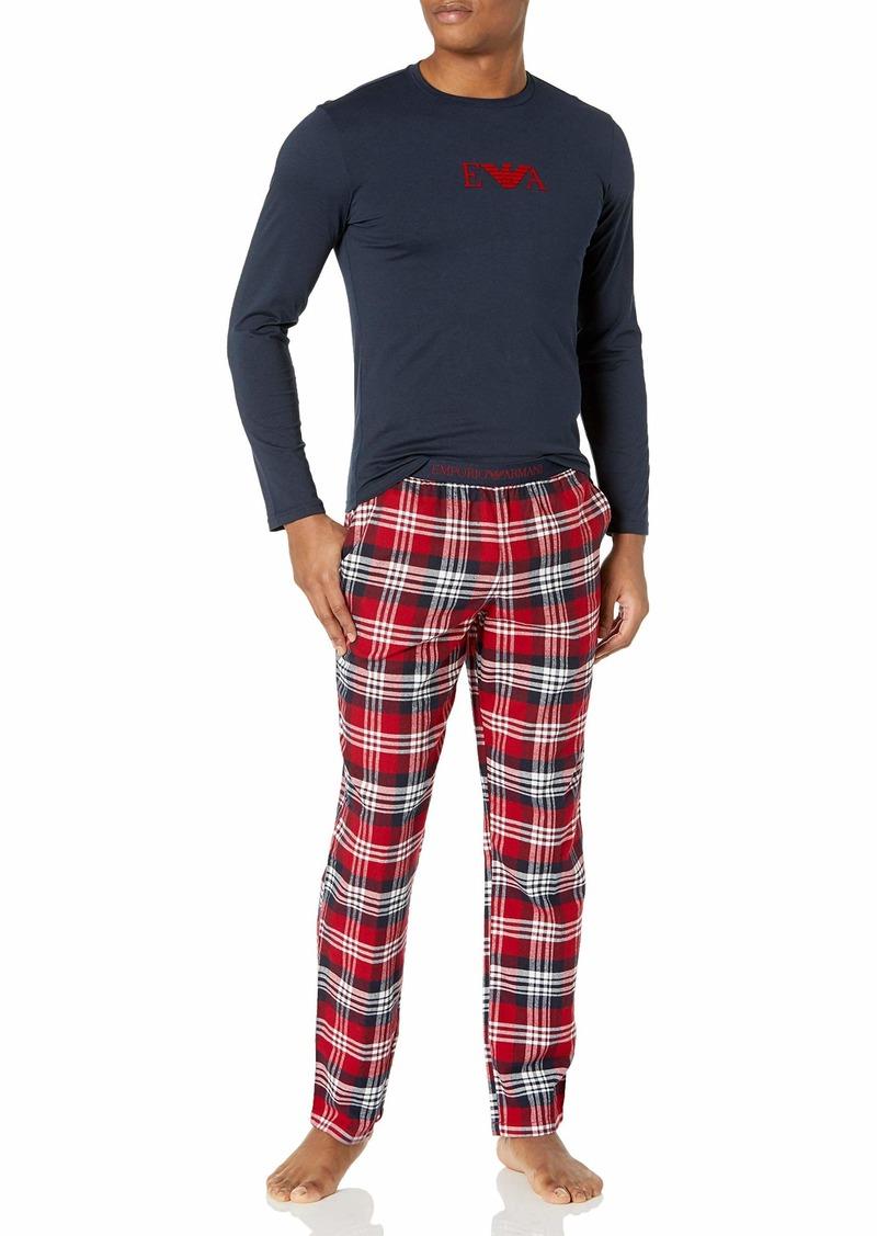 Emporio Armani Men's Holiday Pajama Pants  S
