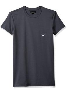 Emporio Armani Men's Iconic Logoband Crew Neck T-Shirt  L
