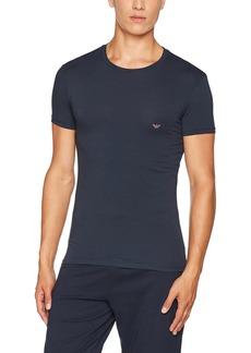 Emporio Armani Men's Iconic Logoband Crew Neck T-Shirt  M