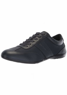 Emporio Armani Men's Logo Penny Loafer Sneaker Night 8M Regular UK (M US)