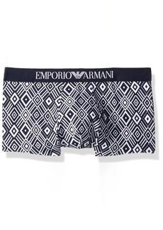 Emporio Armani Men's Optical Blue Trunk