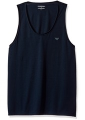 Emporio Armani Men's Pima Cotton Tank Top