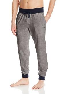 Emporio Armani Men's Slub Jersey Lounge Jogger Pant  XL