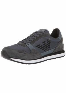 Emporio Armani Men's Sneaker  9 Regular UK ( US)