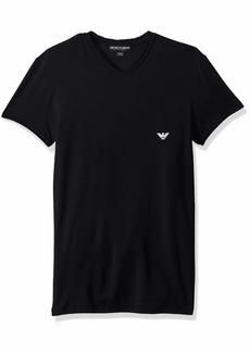 Emporio Armani Men's Soft Modal Crew Neck T-Shirt