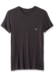 Emporio Armani Men's Soft Modal Crew Neck T-Shirt  L