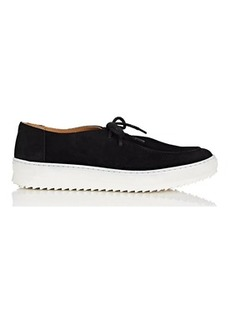 EMPORIO ARMANI Men's Suede Wallabee Sneakers