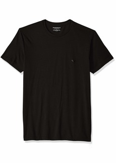 Emporio Armani Men's Superfine Pima Cotton Crew Neck T-Shirt
