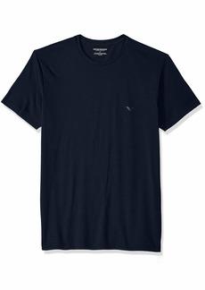 Emporio Armani Men's Superfine Pima Cotton Crew Neck T-Shirt