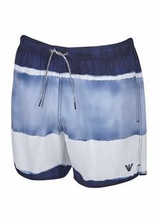 Emporio Armani Bodywear Men's Swim Mid Boxer