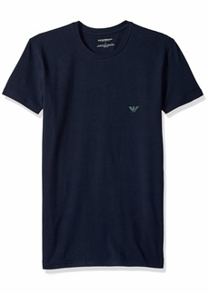 Emporio Armani Men's The Big Eagle Crew Neck T-Shirt