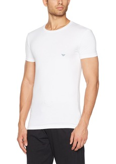 Emporio Armani Men's The Big Eagle Crew Neck T-Shirt  M