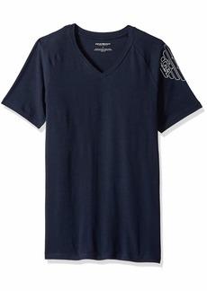 Emporio Armani Men's The Big Eagle Vneck T-Shirt