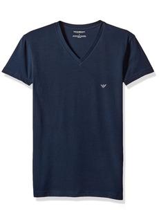 Emporio Armani Men's The Big Eagle Vneck T-Shirt  XL