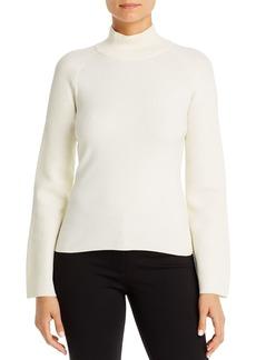 Emporio Armani Mock Neck Sweater
