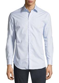 Armani Neat Fancy Print Sport Shirt