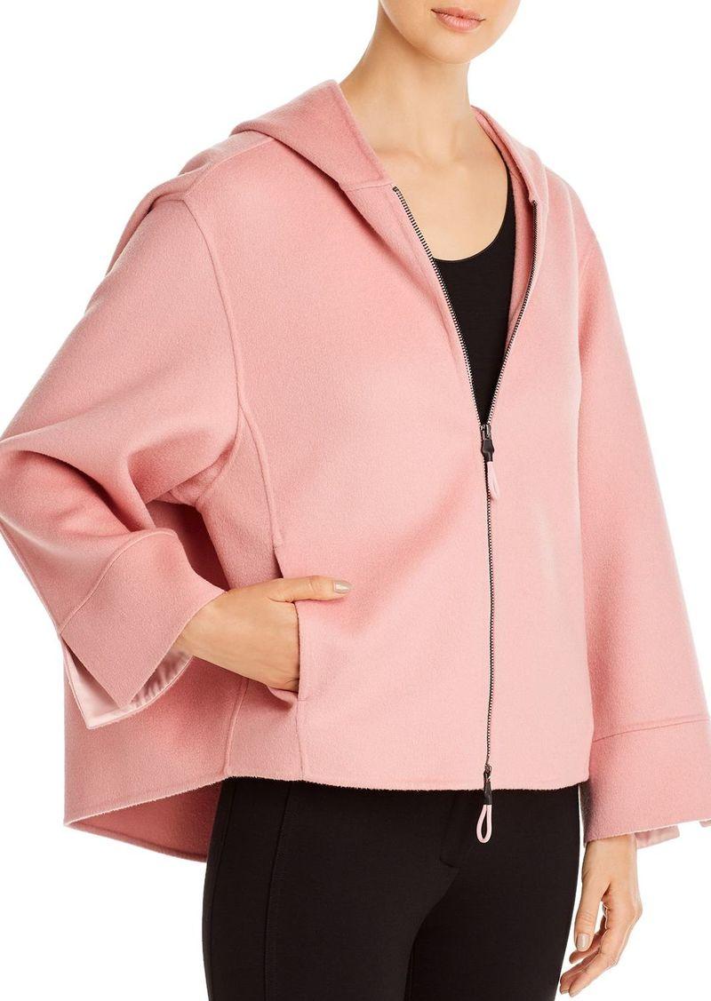 Emporio Armani Oversized Cashmere Caban Jacket