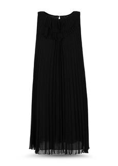Emporio Armani Pleated Dress