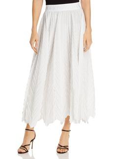 Emporio Armani Pleated Skirt