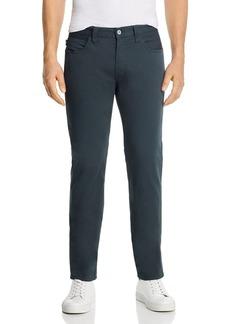 Emporio Armani Regular Fit Jeans in Dark Gray